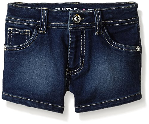 - Limited Too Big Girls' Super Soft Denim Short, Blue Wash, 07