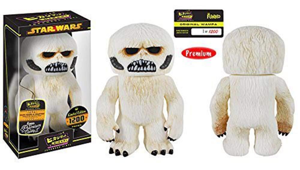 ventas calientes Star Wars Figura Hikari Sofubi Sofubi Sofubi Original Wampa 19 cm  hasta un 65% de descuento