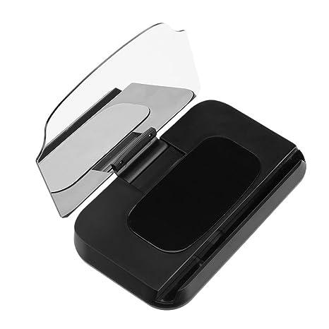 Soporte de coche HUD Head Up pantalla proyector soporte para teléfono GPS navegación