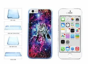 Gypsy Chronicles Clear Plastic Phone Case Back Cover Apple iphone 5c inches screen) includes diy case Cloth and Warranty Label