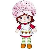 Strawberry Shortcake 35th Anniversary Soft Doll