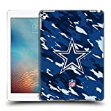 Official NFL Camou Dallas Cowboys Logo Hard Back Case for Apple iPad Pro 9.7