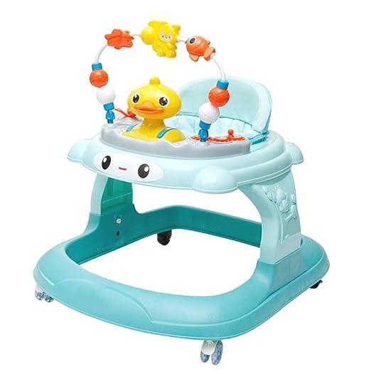Andador de bebe Childrens Walker Multifunción antivuelco 6 ...