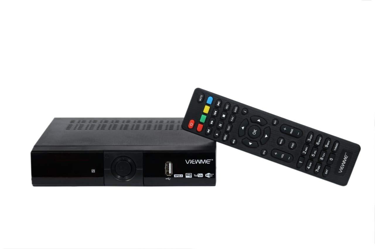 viewme HD mpeg4 Free to air Satellite Receiver-digitel Dvb-s2 Set top Box