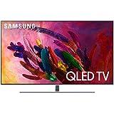 """Samsung QN65Q7F Flat 65"""" QLED 4K UHD 7 Series Smart TV 2018"""