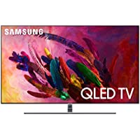 Samsung QN75Q7 Flat 75 QLED 4K UHD 7 Series Smart TV 2018