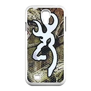 Browning Design Durable Rubber TPU Back Back Case For SamSung Galaxy S4 Case TPUKO-Q786150