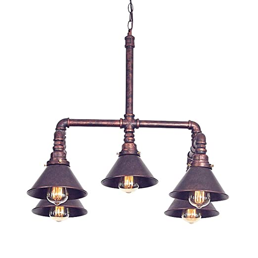 Amazon.com: BSTOOL - Lámpara de techo con diseño de ...