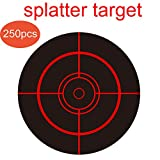 Best Target Instantly - Splatter Targets | 3 Inch Target stickers | Review