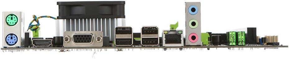 Artboy MS-A10 4600 Quad-Core mATX Desktop Computer Mainboard 2.3G Dual DDR3-1600 Motherboard 384 CUDA Cores with HDMI+VGA