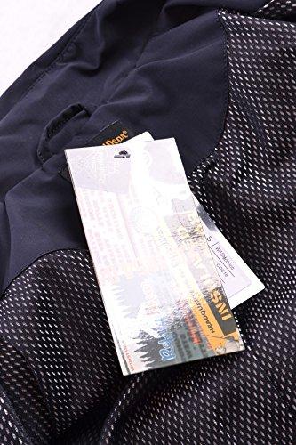 Refrigiwear Mujer MCBI254012O Azul Poliéster Trench Coat