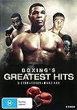 Boxing's Greatest Hits DVD [Liston / Tyson / Marciano]