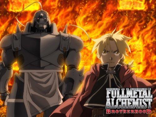 Watch Fullmetal Alchemist: Brotherhood English Dubbed