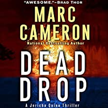 Dead Drop: A Jericho Quinn Thriller Audiobook by Marc Cameron Narrated by Luke Daniels
