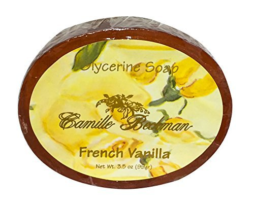 Camille French Glycerine Vanilla (French Vanilla Glycerine Soap by Camille Beckman)