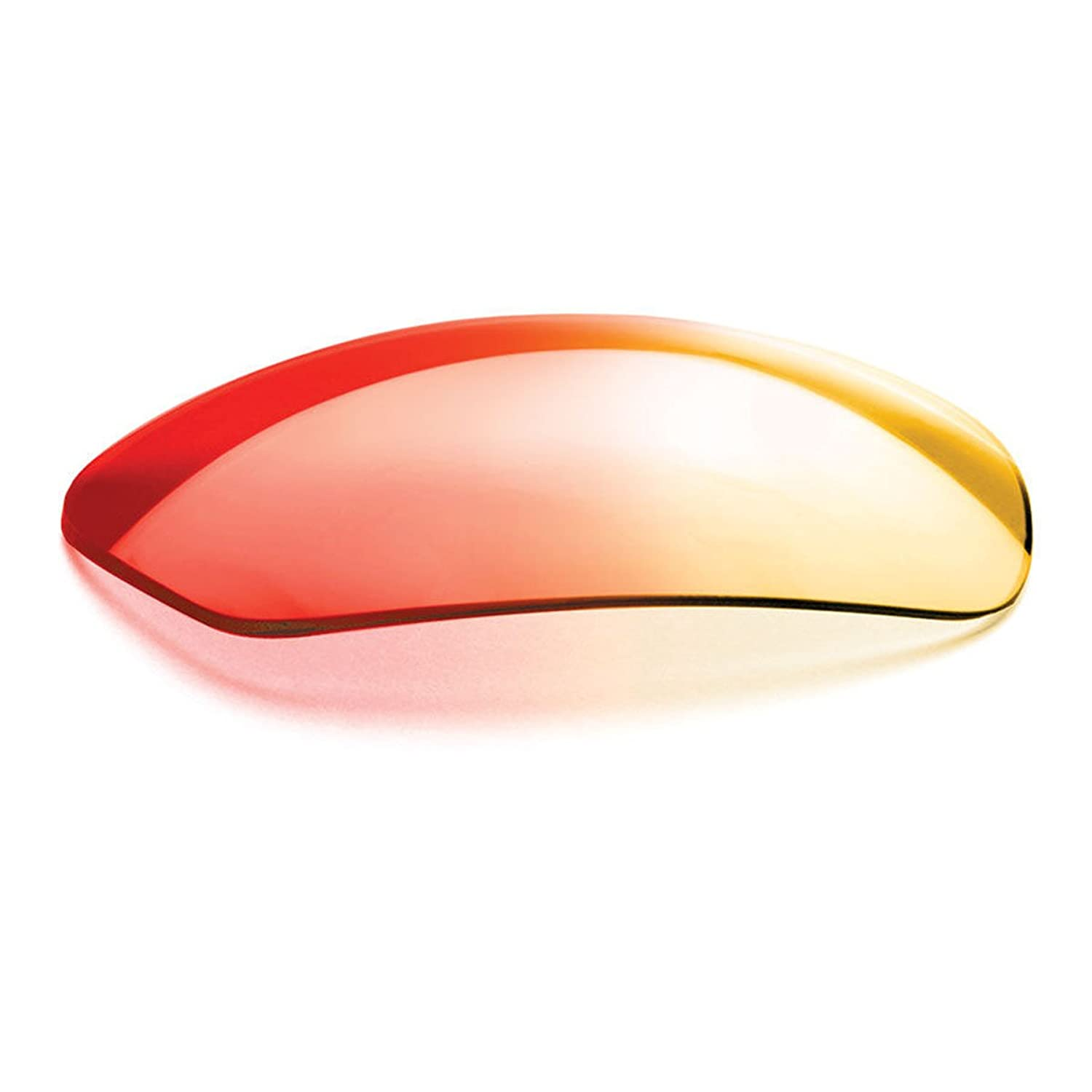 Smith PivLock V2 Max Replacement Lenses Red Sol-X Mirror, One Size