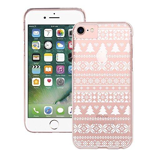 Redneck hiver Spira Étui pour Apple iPhone 7/6S/6–Motif Jacquard