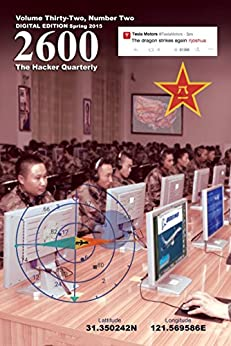 2600 Magazine: The Hacker Quarterly - Summer 2015 by [2600 Magazine]