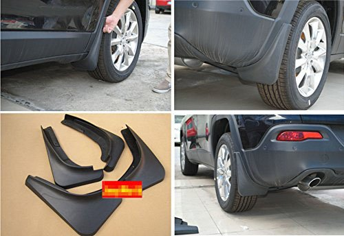 mud flaps for jeep cherokee - 7