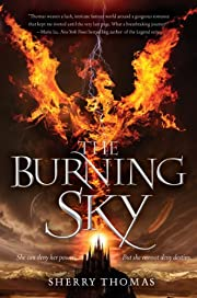 The Burning Sky (The Elemental Trilogy Book 1)