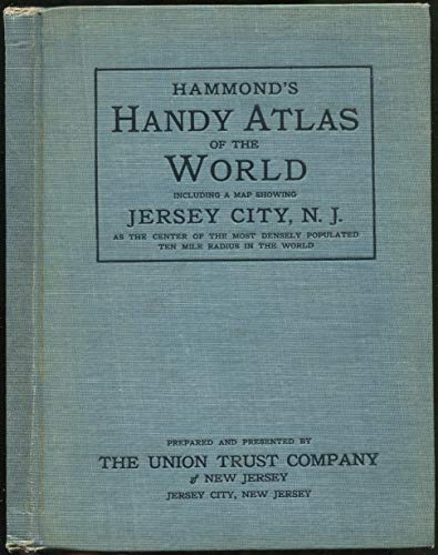 (Hammond's Handy Atlas of the World Containing New Maps of Each State and Territory in the United States and of Every Country in the World)