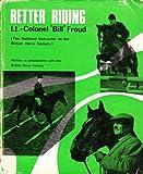 Better Riding, Bill Frond, 0718201590