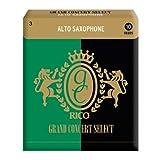 Rico Grand Concert Select Alto Sax Reeds, Strength 3.0, 10-pack