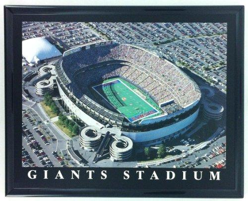 Framed Football New York Giants Stadium Aerial Stadium Print Photo -