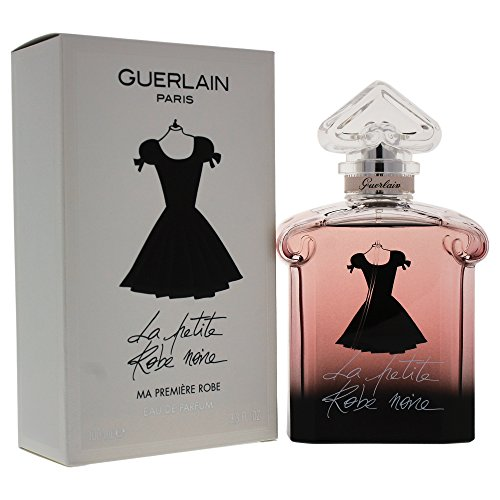Guerlain La Petite Robe Noire Eau de Parfum Spray for Women, 3.3 Ounce (Apple Jasmine Green Perfume)