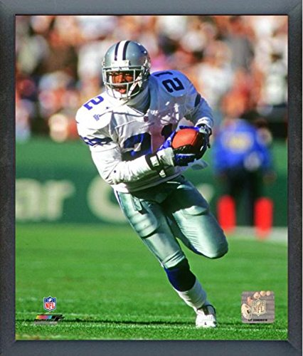 Deion Sanders Dallas Cowboys Action Photo (Size: 17