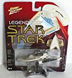 Johnny Lightning Legends of Star Trek U.S.S. Reliant NCC-1864 With Battle Damage Series 2 Red Alert