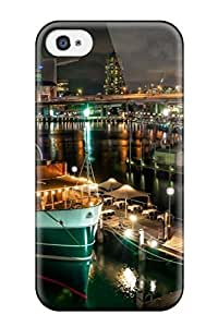 TYH - Hot Defender Case With Nice Appearance (sydney Port In Night) For Iphone 6 4.7 2511948K97242187 phone case