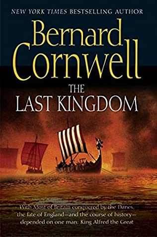 book cover of The Last Kingdom