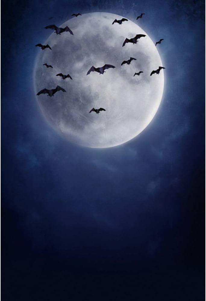 Yongfoto 1 5x2 2m Halloween Hintergrund Düster Kamera