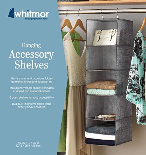 Amazon.com: Estantes colgantes para accesorios: Home & Kitchen