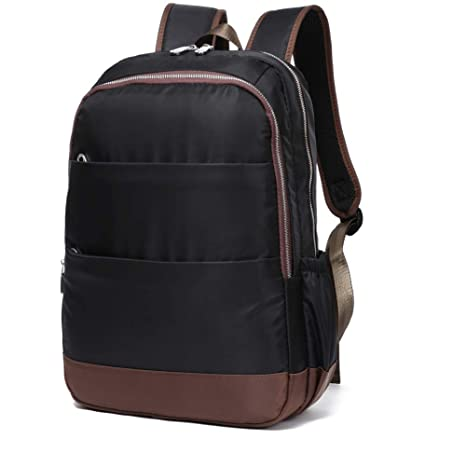 f8a421fcd5e Amazon.com   Luckysmile College School Laptop Backpack Waterproof Nylon  Travel Daypack Unisex   Kids  Backpacks