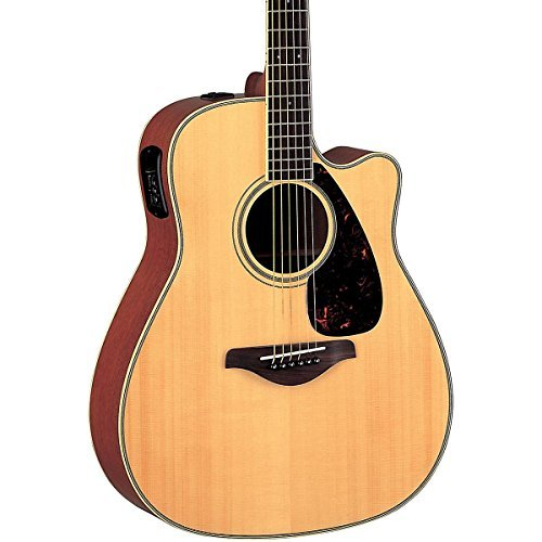 Yamaha Electric Guitar Price In Dubai : yamaha fgx720sc solid top acoustic electric guitar mahogany natural buy online in uae ~ Vivirlamusica.com Haus und Dekorationen