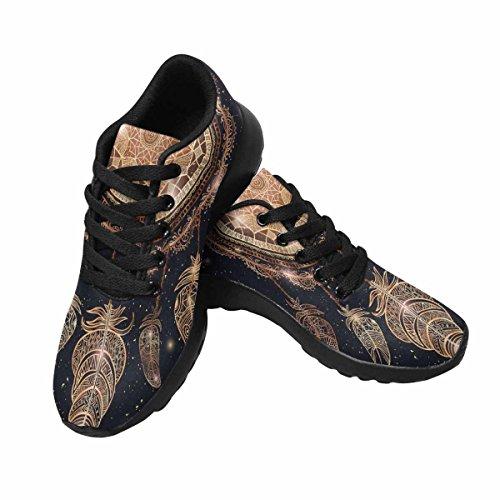 Chaussures De Course De Trailprint Womensprint Footing Jogging Sports Légers À Pied De Sport Baskets Bohème Décoration Multi 1
