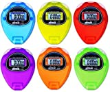 Ultrak 6 Pc Economical Large Display Stopwatch