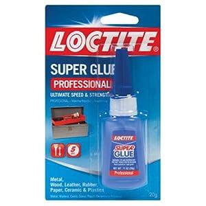 Professional Super Glue 20 Gram Tube Amazon Co Uk