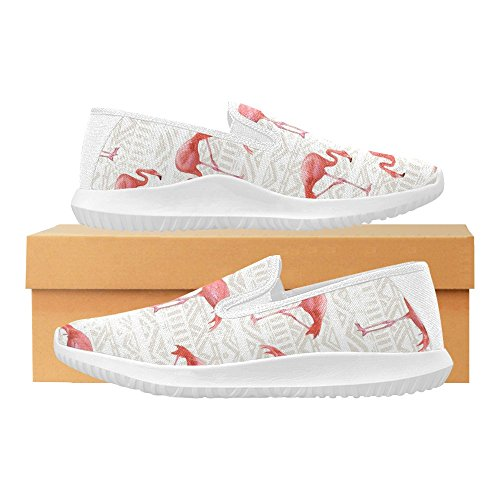 Mocassino Slip-on Donna Interestprint Sneakers In Tela Multi Moda 4