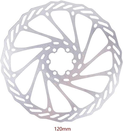 Topke Montaña Bici del Camino del Freno Metal Brake de Disco de ...