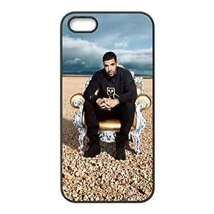 iPhone 5,5S Phone Case Black Drake UYUI6751102
