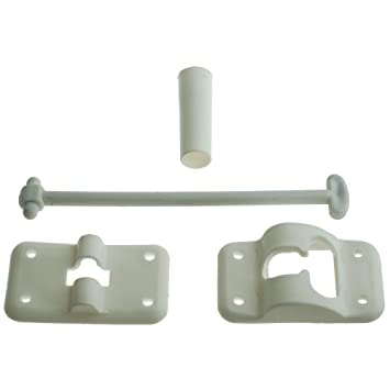 NU-SET RV010 White RV Door Holder  sc 1 st  Amazon.com & Amazon.com: NU-SET RV010 White RV Door Holder: Automotive pezcame.com