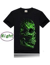 3D Glow in The Dark T-Shirt