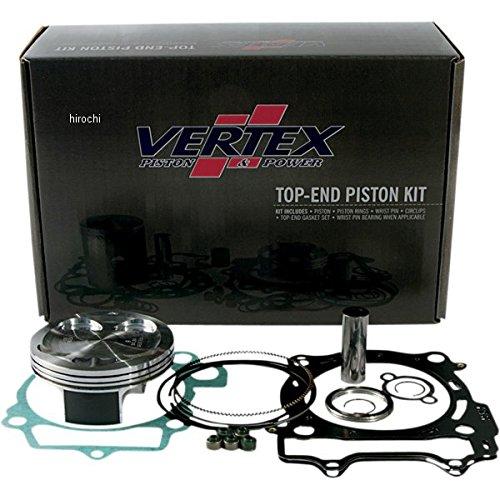 バーテックス Vertex ピストンキット 07年-08年 CRF450R ボア96.00mm 95.96mmx450mm 12.5:1(ハイコンブ) 0910-3711 VTKTC22900B-2 B01MEG2X1X
