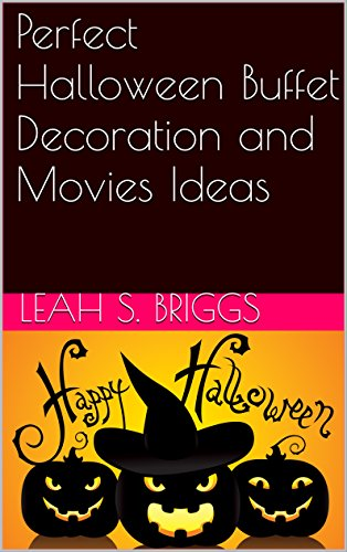 Perfect Halloween Buffet  Decoration and Movies Ideas