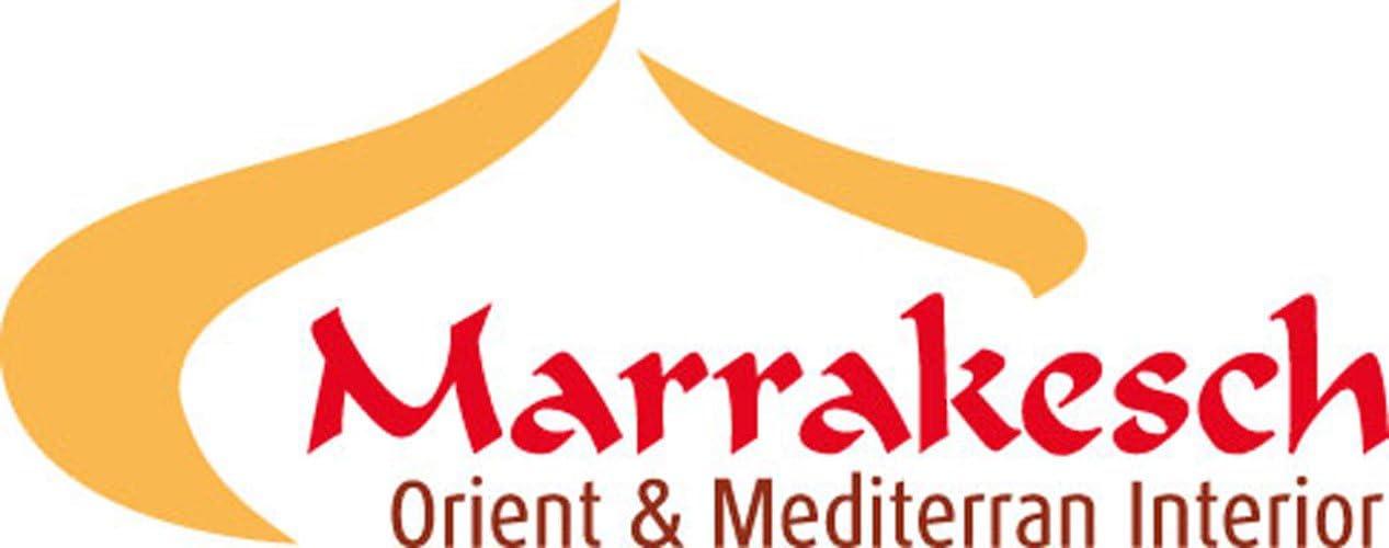 Orient orientalischer eiserner Paravent Rankhilfe Marrakesch 150cm