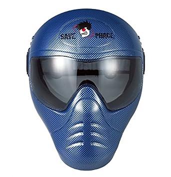 スポーツユーティリティマスク防滴・防風 セイブフェイス ボート ジェットスキー SAVEPHACE グレイレンズSP-0 水上バイク