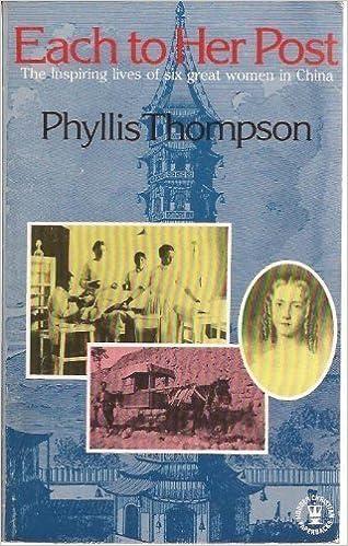 Each to Her Post (Hodder Christian paperbacks)